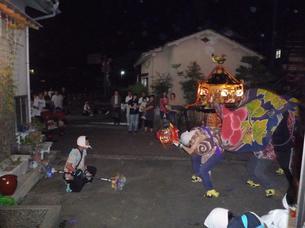 能登島の秋祭り